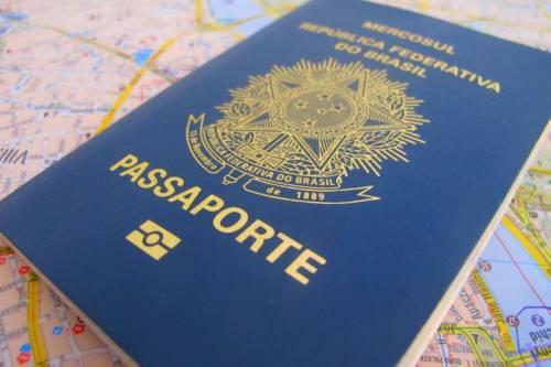 Emiss�o de Passaporte