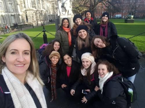 Grupo Dublin Janeiro 2018