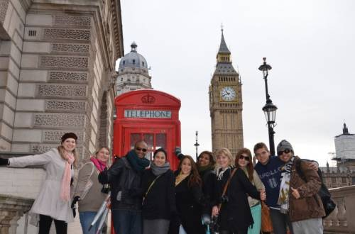 londres, intercambio, bigben