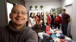 Grupo Canadá Janeiro 2017 - Planeta Idiomas