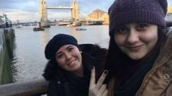 Intercâmbio entre amigas - Camila e Luana